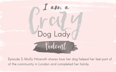 Episode 3: Muffy Hitzeroth shares how her dog helped her feel part of the community