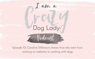 Episode 10: Caroline Wilkinson Went From Working On Websites To Working With Dogs