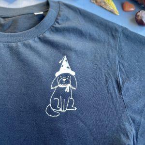 yer a wizard dog t shirt